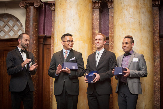 Capital City Pride Announces Award Winners at First-Ever Pride Gala & Awards Ceremony