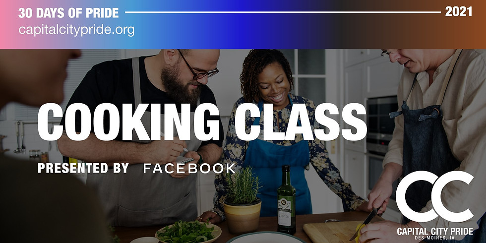 Cooking Class Presented by Facebook Partnered with Kitchen Collage