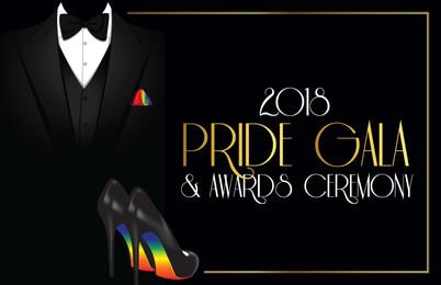 Capital City Pride Announces 2018 Pride Gala & Awards Ceremony
