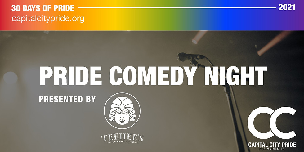 Comedy Night Presented by Teehee's