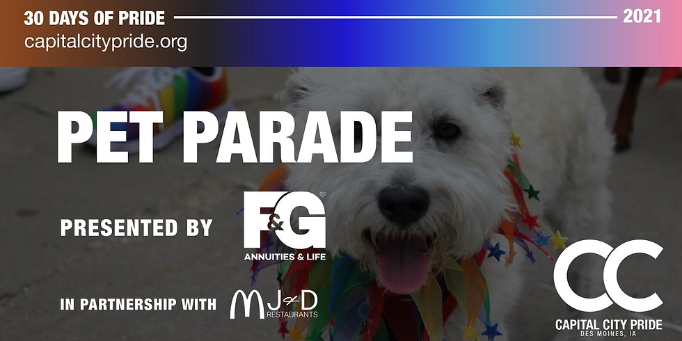 Pet Parade Presented by F&G in Partnership with Meredith & J&D Restaurants