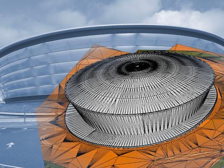 Bluesky 3D Model Supports Glasgow's Plans for Regeneration and Data Integration