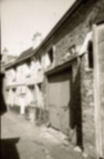 Impasse Badin Valenciennes, association défense badin sarrazins canal des carmes | PNRQAD valenciennes métropole, quartiers anciens
