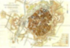 Fortifications Valenciennes 1891, association défense badin sarrazins canal des carmes | PNRQAD valenciennes métropole | quartiers anciens
