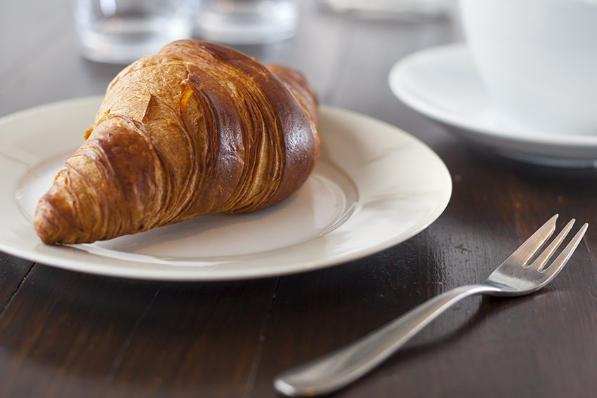 Pony Espresso Croissant