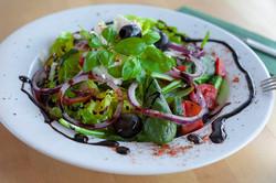 Pony Espresso Greek Salad