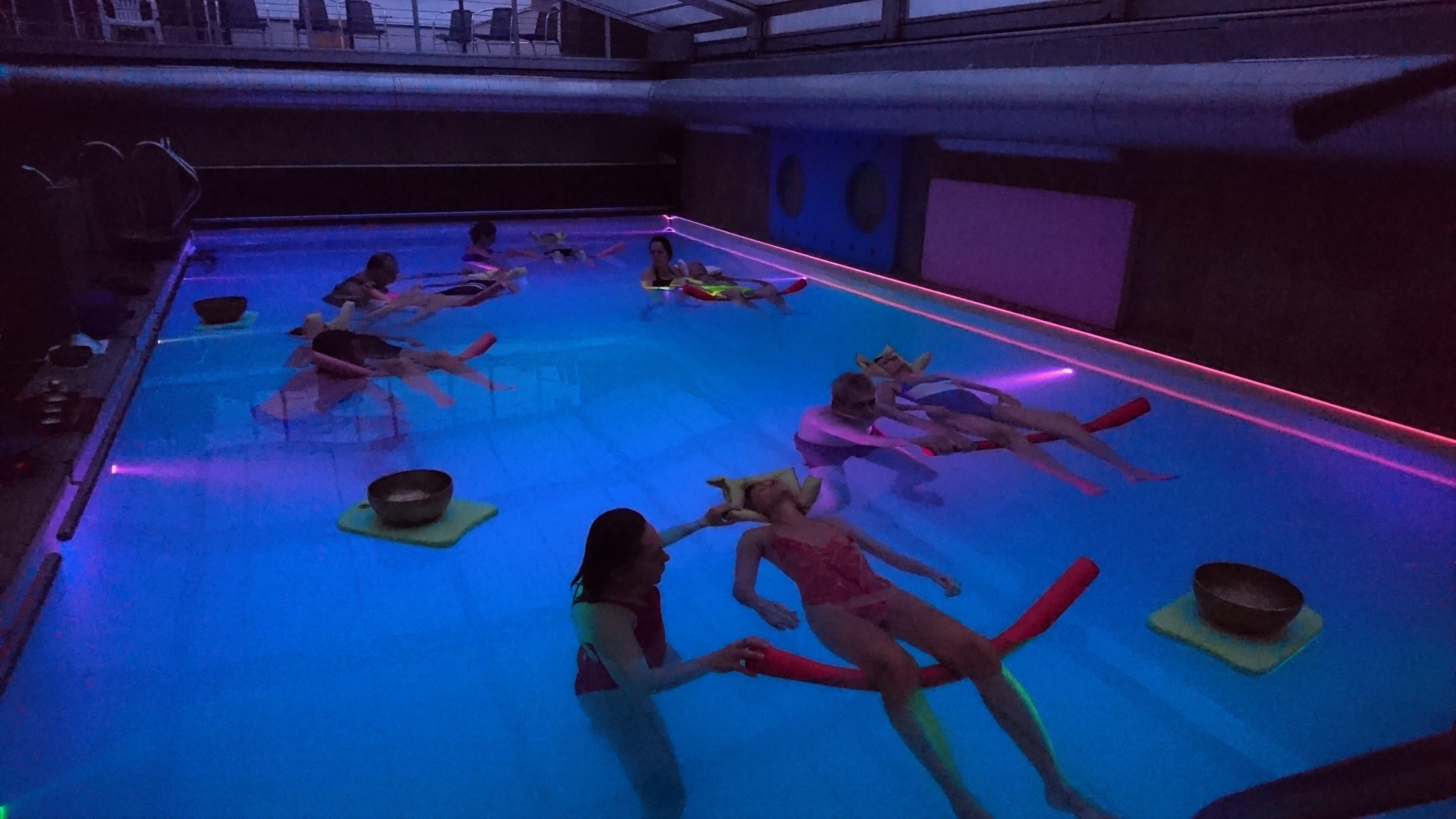 Bagno Armonico in piscina 4