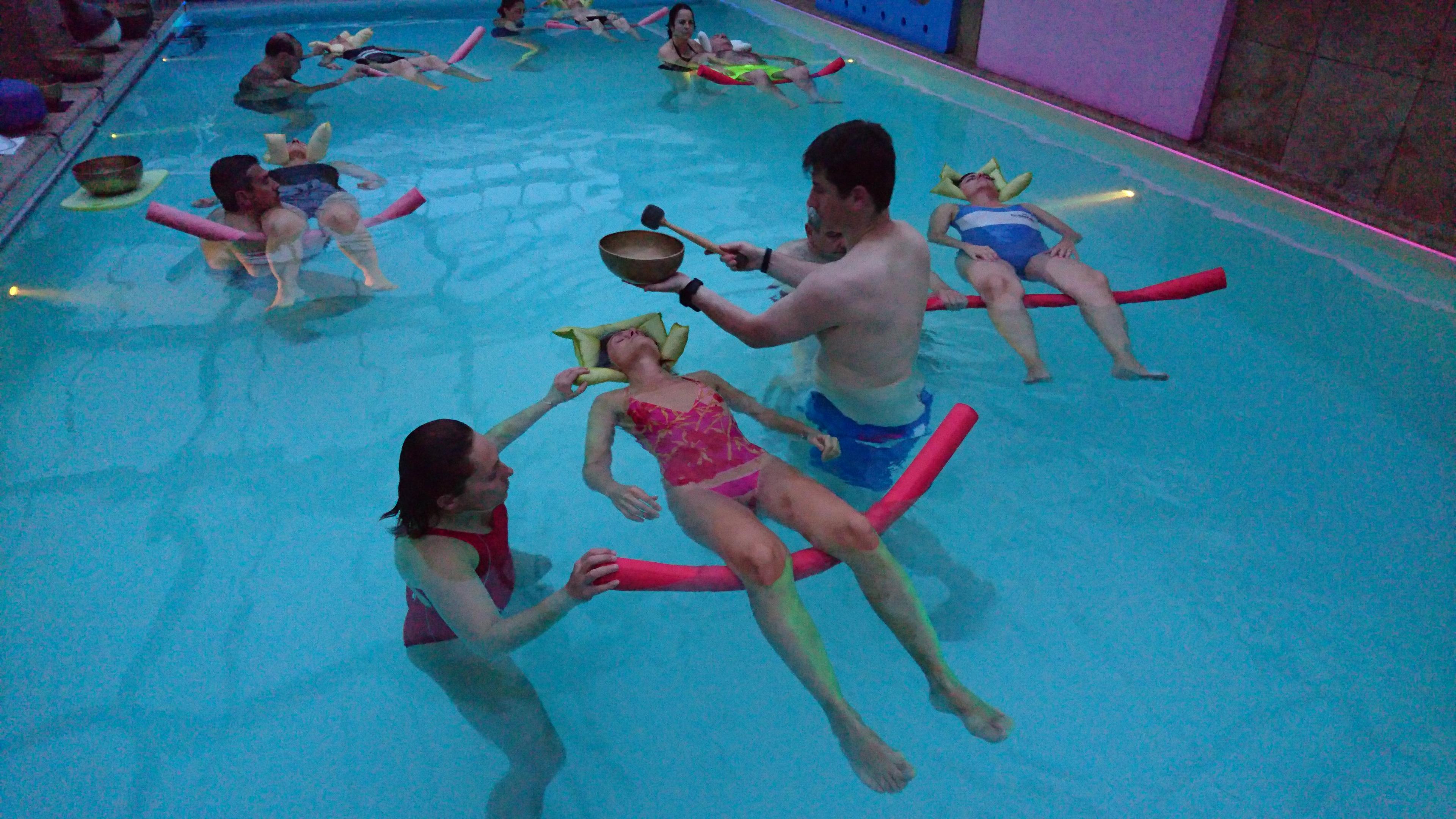 Bagno Armonico in piscina 1