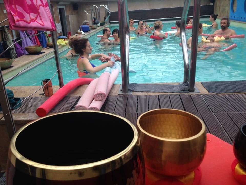Bagno Armonico in piscina 7