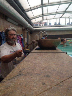 Bagno Armonico in piscina 6