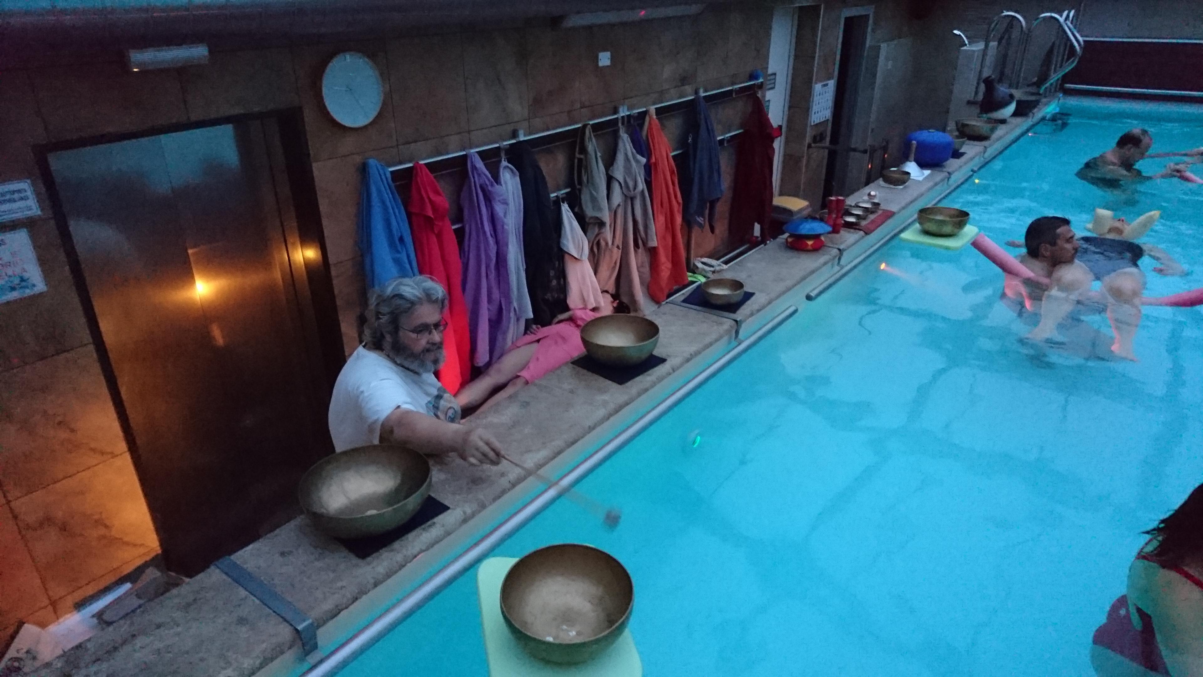 Bagno Armonico in piscina 3