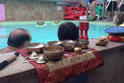 Bagno Armonico in piscina 5
