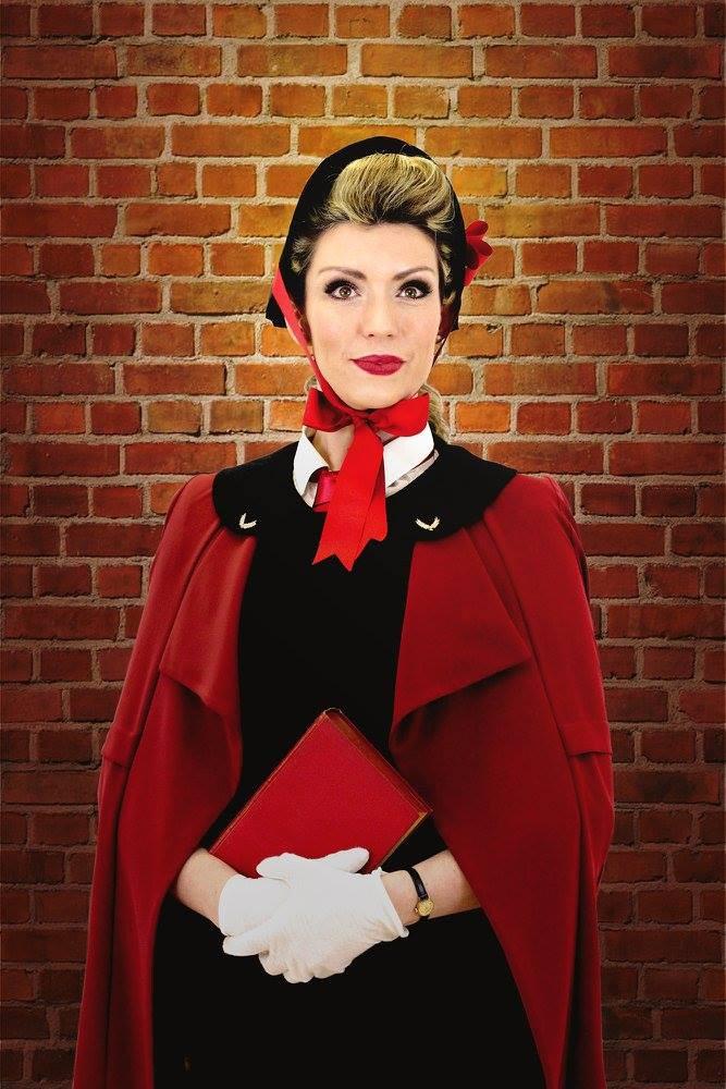 Miss Sarah Brown (Kerry Burley)