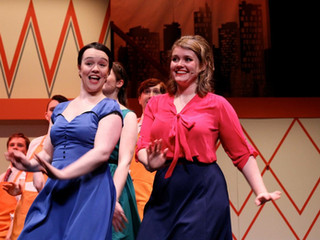 In Conversation With the Stars of Drowsy: Ciadhra McGuire
