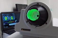 iSight corneal topographer