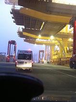 Containerterminal Bremerhaven Hanseatisches Speditionskontor