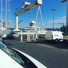 kurierdienst-schiffsanlieferung