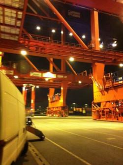 Bremerhaven Containerterminal