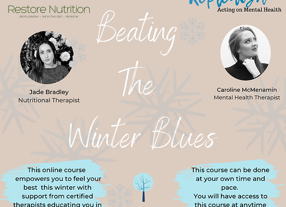 Beating the Winter Blues:Online Course