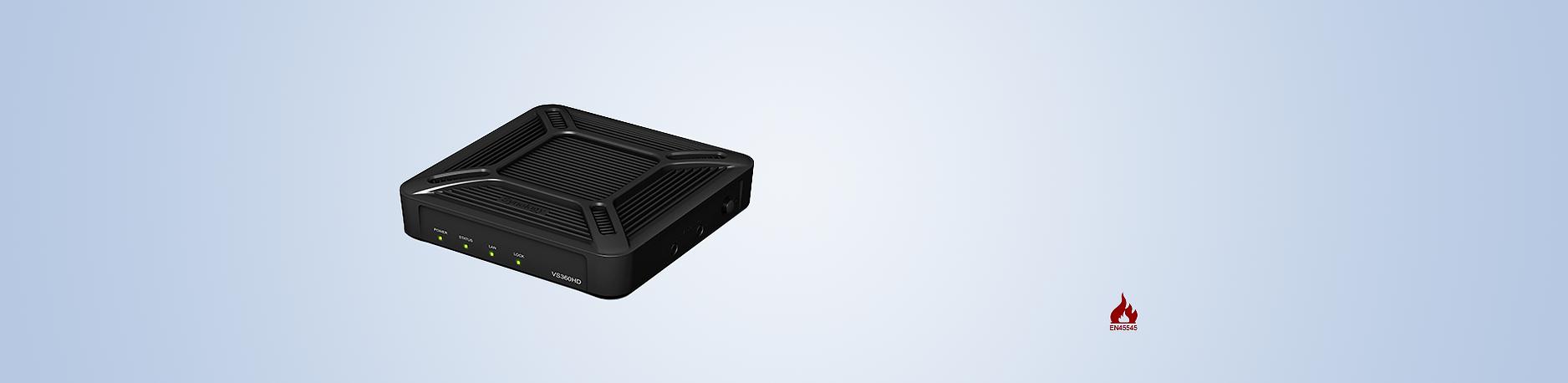סינולוג'י VS360HD שרת NAS של סינולוג'י Surveillance Station מעקב ואבטחה