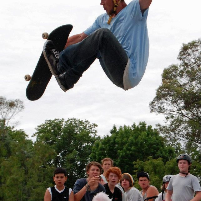 SKATE, SCOOT, BMX & PARKOUR COMPETITION...