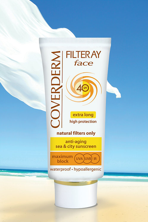 Filteray Face SPF 40 Tinted Light Beige