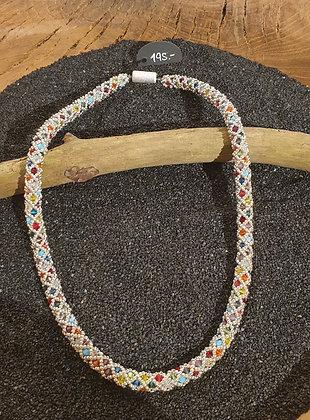 """Halskette """"Rom"""", verschiedene Farben"""