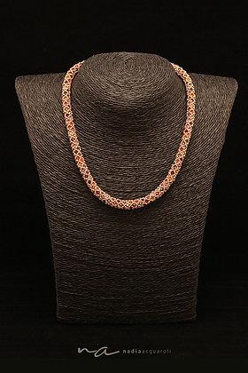 Halskette ROMA, Multicolor gold