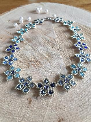 Halskette AMSTERDAM (in verschiedene Farben erhältlich)