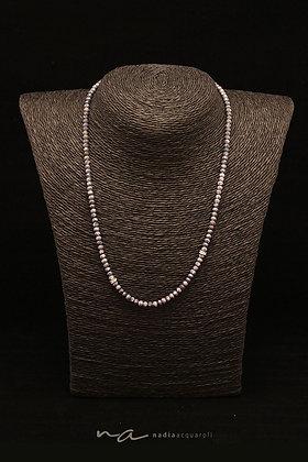 Edelstein-Halskette, Saphir