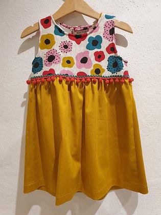 Kinderkleid, Gr.92
