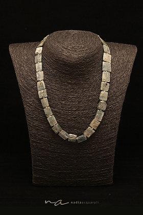 Edelstein-Halskette,Kyanit