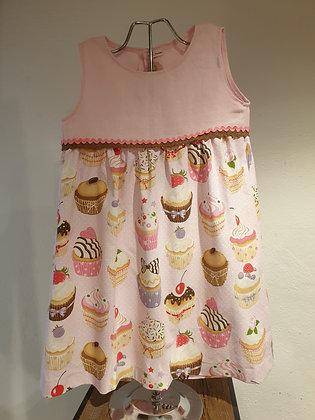 Kinderkleid, Gr. 104