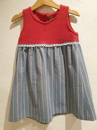 Kinderkleid, Gr. 92