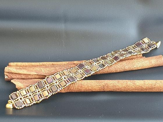 Armband aus TILA-Beads, Einzelstück