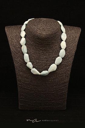 Edelstein-Halskette, Amazonit