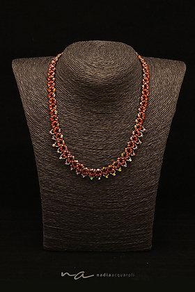 Halskette/Collier, Swaroski-Perlen