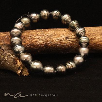 Armband, Tahiti Perlen