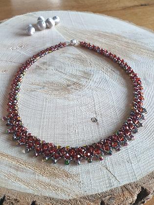 Halskette PARIS, Swarovski-Perlen