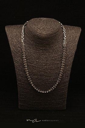 Edelstein-Halskette, Hämatit