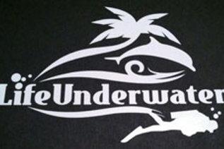 Sticker, Life Underwater