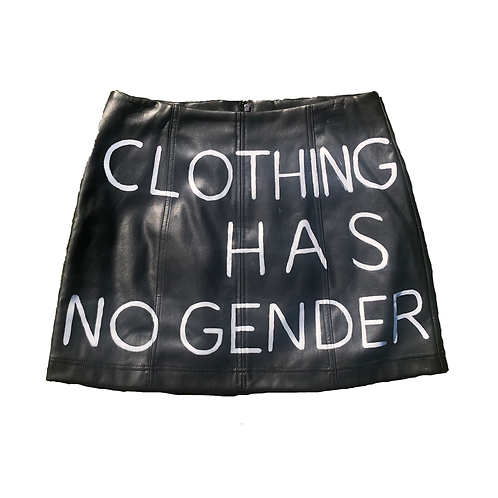 Clothing Has No Gender Skirt
