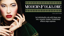 CND Autumn Collection 2014, 'Modern Folklore'