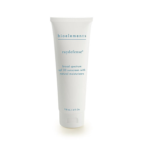 Bioelements Ray Defense SPF 30 Sunscreen