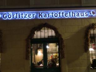Ein Monat Görlitz - Reihe  Görlitz (kulinarisch) entdecken (Teil 4)