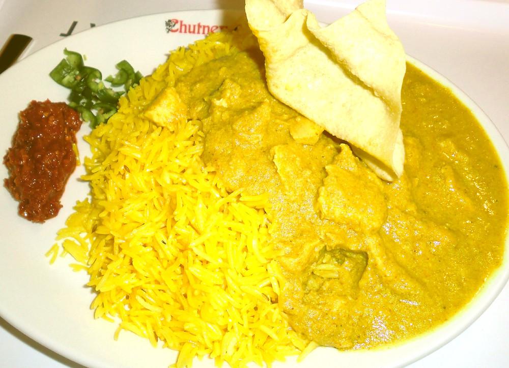 """indisches Curry vom """"Chutney"""""""