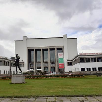 Deutsches Hygienemuseum in Dresden