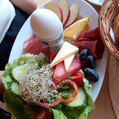 Genussvoll frühstücken im Café Tasso