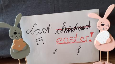 #OsternZuhause: Warum gibt es keine Lieder zu Ostern? Oder gibt es sie doch? (3)