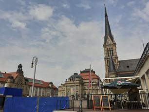 Die neue Kulturhauptstadt 2025 - Chemnitz